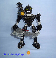 Rare Lego Bionicle 8729 Toa Inika NUPARU - Complete figure only
