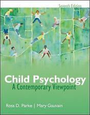 Child Psychology: A Contemporary View Point-ExLibrary