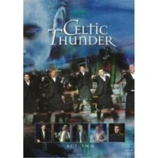 CELTIC THUNDER THE SHOW ACT TWO DVD ALL REGIONS NTSC NEW