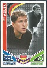 TOPPS MATCH ATTAX WORLD CUP 2010-GERMANY-RENE ADLER