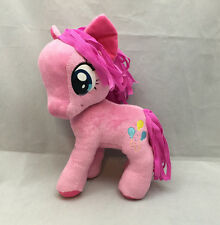 """My Little Pony Pinkie Pie Embroidered Balloons Eyes Plush 12"""" Hasbro Toy 2012"""