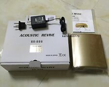 Brand New Acoustic Revive RR-888 - Ultra Low Frequency Pulse Generator