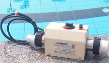 Swimming Pool and SPA Heater Electric Heating Thermostat 3KW 220V