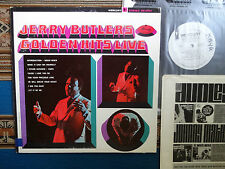 Jerry Butler's Golden Hits Live 1968 Original White Label Promo Mercury VG++ LP