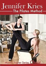 Jennifer Kries Master Trainer Series Video on DVD - Pilates Chair