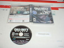 CALL OF DUTY: GHOSTS game in case for Playstation 3 PS3
