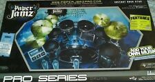 PAPER JAMZ DRUMS PRO SERIES INSTANT ROCKSTAR NEW IN BOX 2010