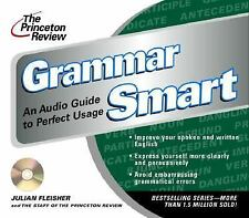 The Princeton Review Grammar Smart: An Audio Guide to Perfect Usage by Fleisher