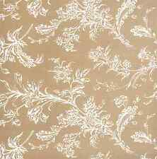 White Lace Flowers Gift Wrap Tissue Paper 10 Printed, Patterned Sheets