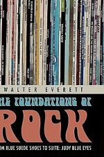 The Foundations of Rock, 1st Edition, Walter Everett, Oxford 2009