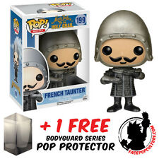 FUNKO POP MONTY PYTHON FRENCH TAUNTER VINYL FIGURE + FREE POP PROTECTOR