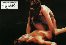 SEXY MARILYN CHAMBERS INSATIABLE 1980 VINTAGE FRENCH ORIGINAL LOBBY CARD #6