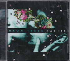 CD NEON TREES HABITS 10 TITRES DE 2011 NEUF SCELLE NEW SEALED