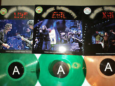 BLACK SABBATH¤STOCKHOLM ARENA¤LIVE EVIL XIII-COMPLETE SET¤numbered virgin vinyl¤