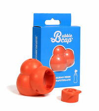 BubbleCap (RED) The Worlds Smallest Drink Carbonator alternative to SodaStream