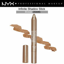 NYX INFINITE SHADOW STICK #ISS09 BRONZE PEARLY DEEP SMUDGEPROOF WATERPROOF