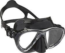 Cressi Big Eyes Evolution Scuba Diving and Snorkeling Mask - Black