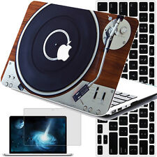 "Music Element Hardshell Painted Case Cover 3IN1 For Macbook Pro 13""15""Air 11""12"""