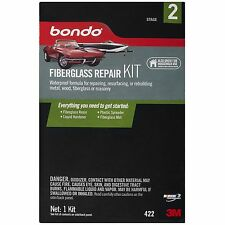 3M 422 Bondo Fiberglass Resin Repair Kit - 29 oz.