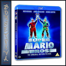 SUPER MARIO BROS - THE MOTION PICTURE ***BRAND NEW BLU-RAY**