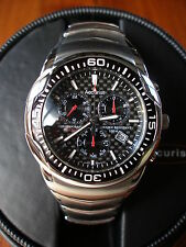 GENTS ACCURIST ALARM CHRONOGRAPH BNIB WITH 3 YEAR GUARANTEE