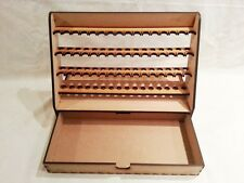 """Click in"" Promarker &/or Flex Marker Stand Storage Holds 48 + Drawer"