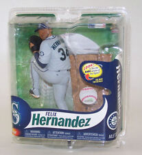 McFarlane MLB Series 31 Felix Hernandez Collector Chase Variant Piece 222/1500