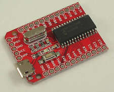 PIC PIC16F72 Development Board Placa desarrollo