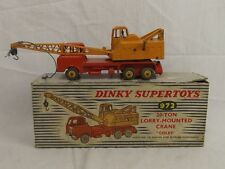 Boxed Dinky Supertoys 972 20 Ton Lorry Mounted Coles Crane #1