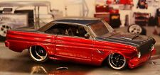 1964 64 Ford Falcon Sprint 260 or 289 Windsor V-8 ☆ 1/64 Muscle Car Rubber Tires
