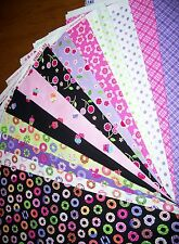 13 Sweet Things Fat Quarter Fabric Bundle Donuts Cupcakes Lakehouse Dry Goods
