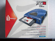 Iomega 250MB External Disk Drive PC Parallel Port(New, Factory Sealed)
