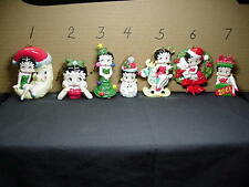 BETTY BOOP ORNAMENT WREATH DESIGN # 6 (RETIRED ITEM)