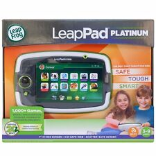 "Genuine LeapFrog LeapPad Platinum 7"" 8GB WiFi Kids Learning Tablet Green 31565"