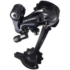 Shimano Deore RD M591 9 Speed Rear Derailleur Long Cage Mountain Bike