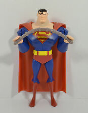 """2005 Australia Superman 4.5"""" Justice League Unlimited Red Rooster Restaurant"""
