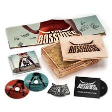 The Bosshoss - Dos Bros (Limited Super Deluxe Edition) 2 CDs + DVD (2015) neu