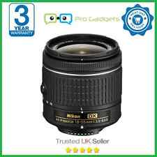 Nikon Nikkor AF-P DX 18-55mm F/3.5-5.6 G Lens - 3 Year Warranty