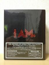 NEW SNSD GIRLS GENERATION I AM Japan First Limited DVD TVXQ Super Junior Shinee
