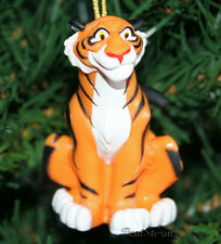 2014 Disney Aladdin Movie RAJAH RAJA TIGER JASMINE FRIEND Christmas Ornament PVC