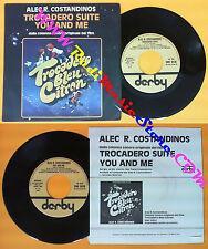 LP 45 7'' ALEC R. COSTANDINOS Trocadero suite You and me 1978 no cd mc dvd