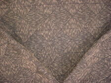 1+Y LEE JOFA MAGNIFICENT BLACK / LT TAN ETHNIC TEXTURED IKAT UPHOLSTERY FABRIC