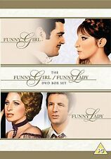 FUNNY GIRL AND FUNNY LADY - DVD - REGION 2 UK