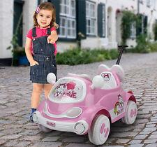 Homcom – Macchinina Elettrica per Bambini con Certificato, 103 × 63 × 57cm, Rosa