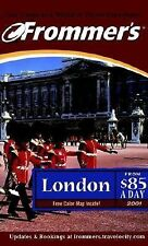 Frommer's London From $85 a Day 2001 (Frommer's $ A Day), Lane Fox, Harriot, New