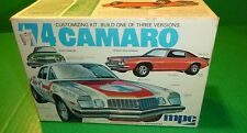 MPC 1974 CHEVY CAMARO 1/25 ANNUAL MODEL CAR MOUNTAIN VINTAGE 1-7419