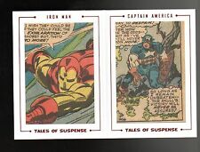 Marvel The Avengers Silver Age Dual Archive Cut Tales  Suspence TS81 card 45/51