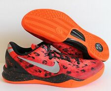 NIKE KOBE 8 VIII SYSTEM CHALLENGE RED-TEAM ORANGE SZ 18 [555035-600]