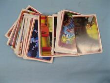 51 Beauty And The Beast Small Paper Trading Cards The Walt Disney Company (O)