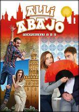 """ESPAÑA,SERIES,""""ALLI ABAJO"""" 1RA Y 2DA TEMPORADA, 2015-16, 9 DVD, 28 CAP"""